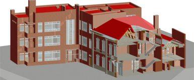 Renovatie Stedelijk Gymnasium Haarlem