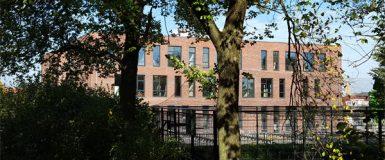 Nieuwbouw Topmavo SCOPE Scholengroep
