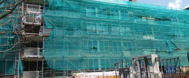 Traditioneel werken bij de renovatie van woningen is lang zo gek nog niet